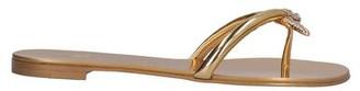 Giuseppe Zanotti Toe strap sandal