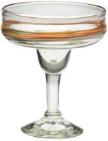 Amici Home Rainbow Giant Margarita Glass