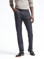Banana Republic Slim Dark Rinse Japanese Traveler Jean