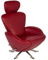 Cassina Red K-10 Dodo Armchair