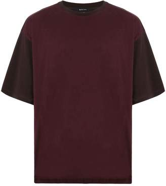 Qasimi colour block T-shirt