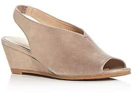 Eileen Fisher Women's Clay Slingback Wedge Sandals