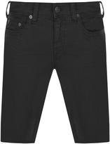 True Religion Geno Shorts Black
