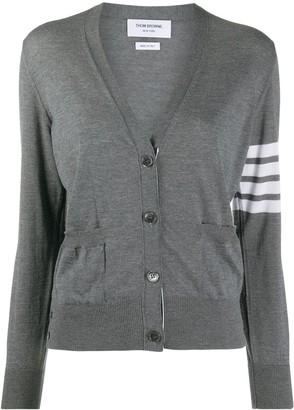 Thom Browne 4-Bar merino wool cardigan