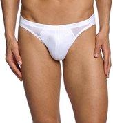 Hanro Men's Cotton Sporty Bikini Brief