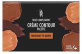 Black Radiance True Complexion Crème Contour Palette - 0.26 oz
