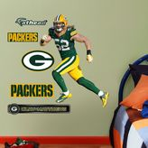 Fathead NFL Green Bay Packers Clay Matthews Home Junior Wall Graphic