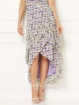 New York & Co. Eva Mendes Collection - Karysa Wrap Skirt