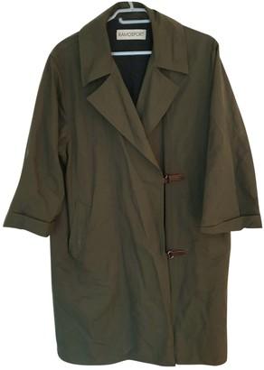 Ramosport Khaki Cotton Jacket for Women