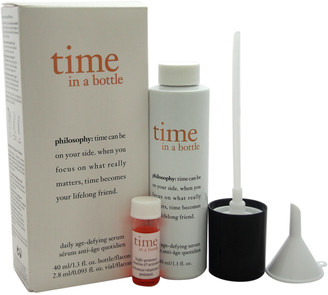 philosophy 2 Pc Time In A Bottle Daily Age-Defying Serum