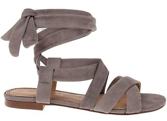 Splendid Feodora Suede Ankle-Strap Sandals