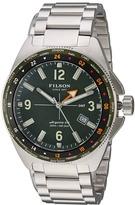 Filson Journeyman GMT Watch 44 mm Watches