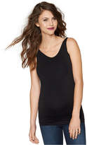 A Pea in the Pod Maternity Scoop-Neck Tank
