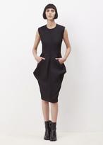 Zero Maria Cornejo black sleeveless id goa dress