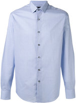 Lanvin checked shirt - men - Cotton - 39