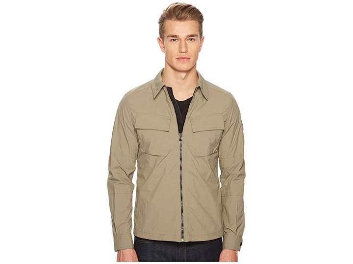 Belstaff Talbrook Lightweight Ripstop Shirt Jacket Men's Coat