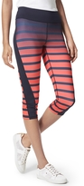 Tommy Hilfiger Final Sale- Sport Stripe Active Crop Pant