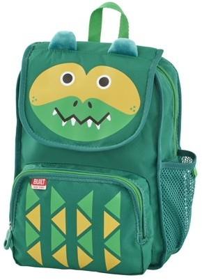 Built NY Big Apple Buddies Water Resistant Backpack Allen Alligator, Lunch Bag