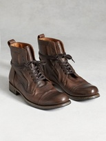 John Varvatos Brixton Welder Boot