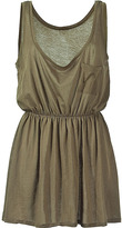 AMERICAN VINTAGE Khaki Waisted Tank-Top