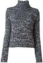 Moncler 'Tweedy' sweater - women - Acrylic/Polyamide/Viscose/Alpaca - S