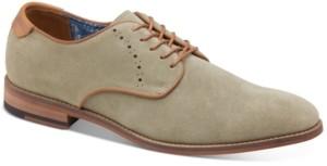 Johnston & Murphy Men's Milliken Plain-Toe Oxfords Men's Shoes