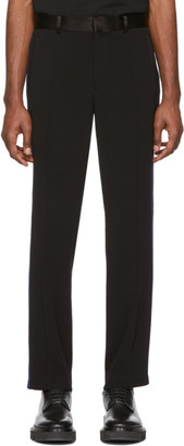 Coach 1941 Black and Navy Track Trousers