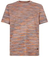 Missoni Cotton Disjointed Stripe T-shirt