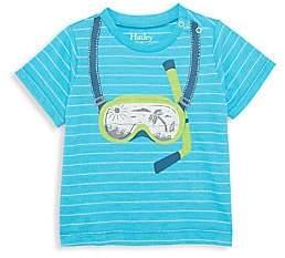 Hatley Baby Boy's Tropical Snorkel T-Shirt