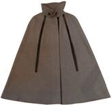 Sportmax Grey Wool Coat for Women