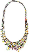 Tom Binns 'Splash Out' layered necklace