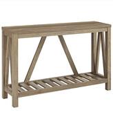 Hewson 52In Rustic Entryway Table