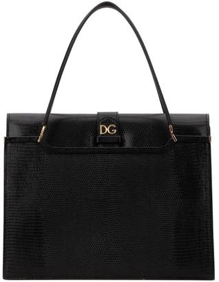 Dolce & Gabbana Ingrid Top Handle Tote Bag
