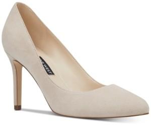 Nine West Dylan Round-Toe Pumps Women's Shoes