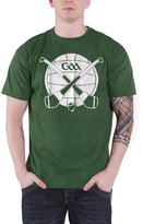 AG Jeans A&G GAA T Shirt Equipment Hurling Gaelic Football Sport Logo Official Mens New