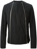 Thamanyah Double Zip Jacket