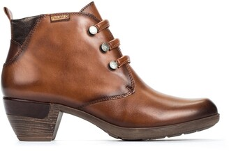 PIKOLINOS Rotterdam 902 Leather Ankle Boots