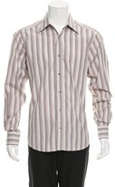 Gucci Striped Button-Up Shirt w/ Tags