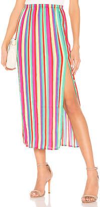 BB Dakota Outside The Lines Skirt