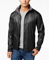 Point Zero Men's Reversible Stand-Collar Weatherproof Jacket