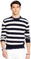 Polo Ralph Lauren Striped Cotton-Blend Sweater