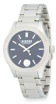 Versace Bayside Stainless Steel Bracelet Watch