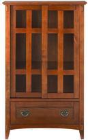 Artisan Multimedia Cabinet with Glass Doors