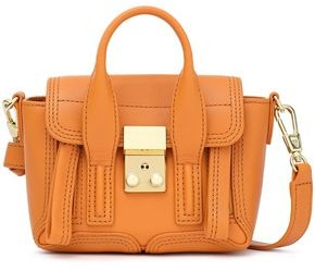 3.1 Phillip Lim Pashli Nano Leather Shoulder Bag