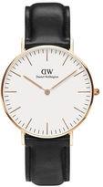 Daniel Wellington 36mm Classic Sheffield Watch