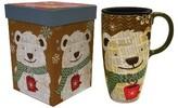 Evergreen Polar Ceramic Travel Cup, 17 oz.