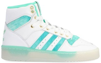adidas Rivalry High Cut Sneakers