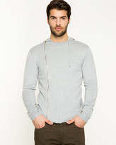 Le Château Rayon Blend Double Zip Hoodie