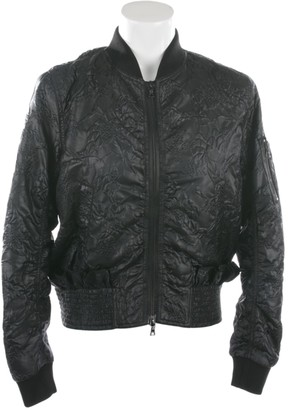 Victoria Beckham Black Leather Jackets