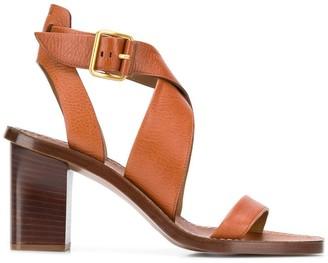 Chloé Virginia high-heeled sandals